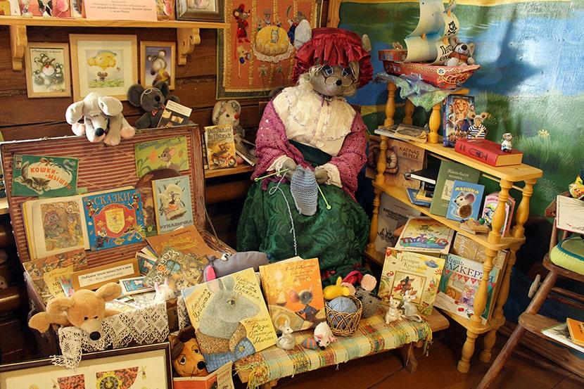 Музей мыши картинки